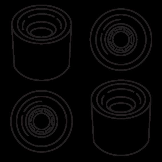 kolecka longboard