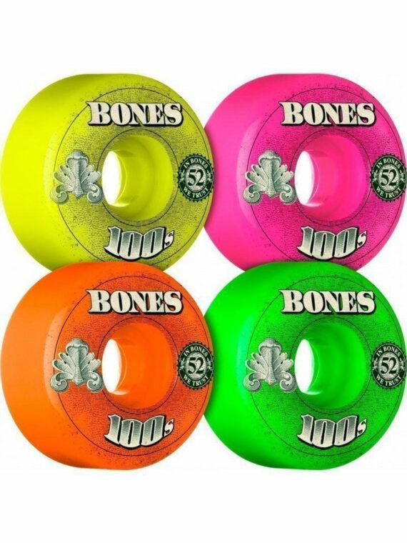 Bones 100's