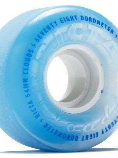 ricta wheels clouds kolečka blue modrá modré levně levné brno longshop kola kolo kolečka skejt skate skateboard