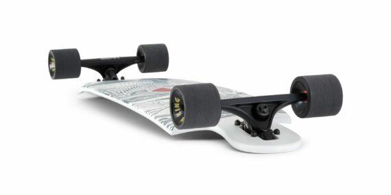 longboard na cyklostezky cyklostezka rychlý nejrychlejší brno longshop levně levný cheap board