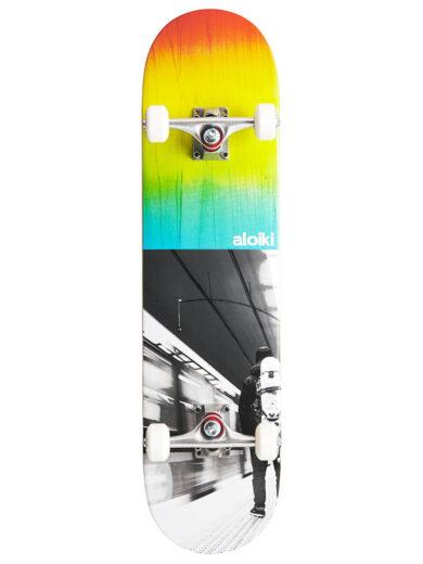 skateboard pro začátečníky