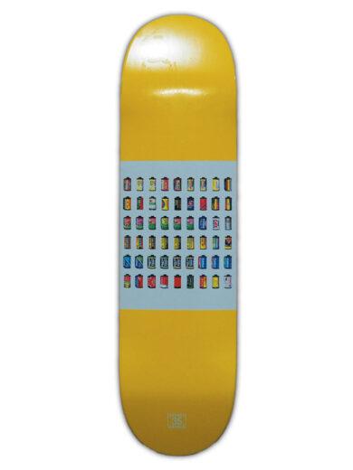český skateboard