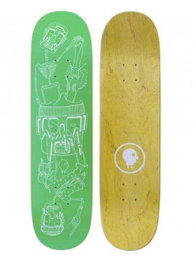 skateboard brno longshop