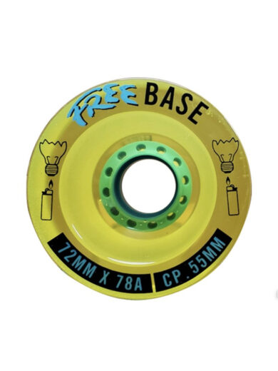 Free Wheels Co. Base 72mm 78a