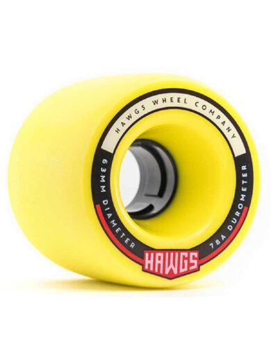 hawgs chubbies yellow
