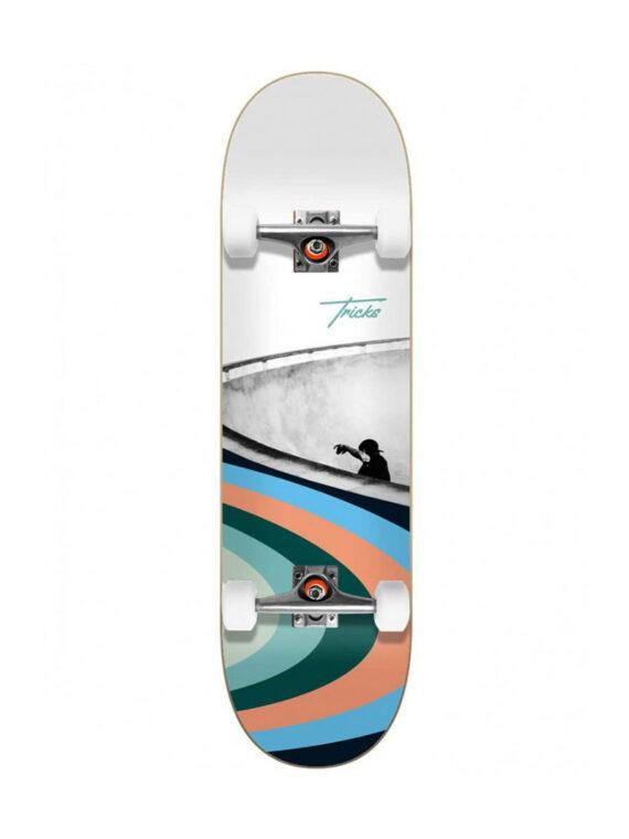 Skateboard Komplet Tricks Bowl 7.87