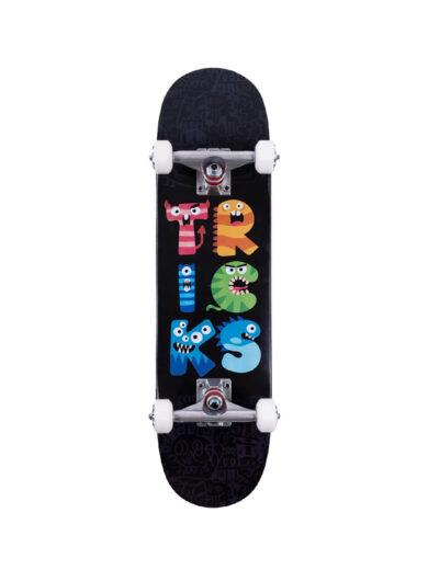 Skateboard Komplet Tricks Monsters 7.25