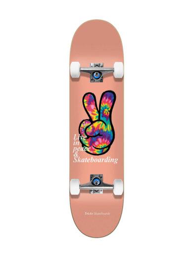Skateboard Komplet Tricks Peace 7.75