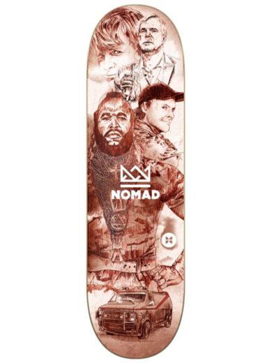 Skateboard Deska Nomad NMD Team Cobre HIGH