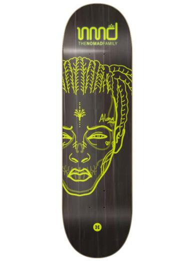 Skateboard Deska Nomad Trap Lime HIGH