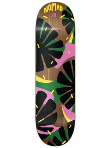 Skateboard Deska Nomad Tropikali Flowers HIGH